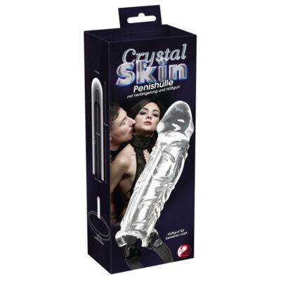 Crystal Penishylster Med Bælte