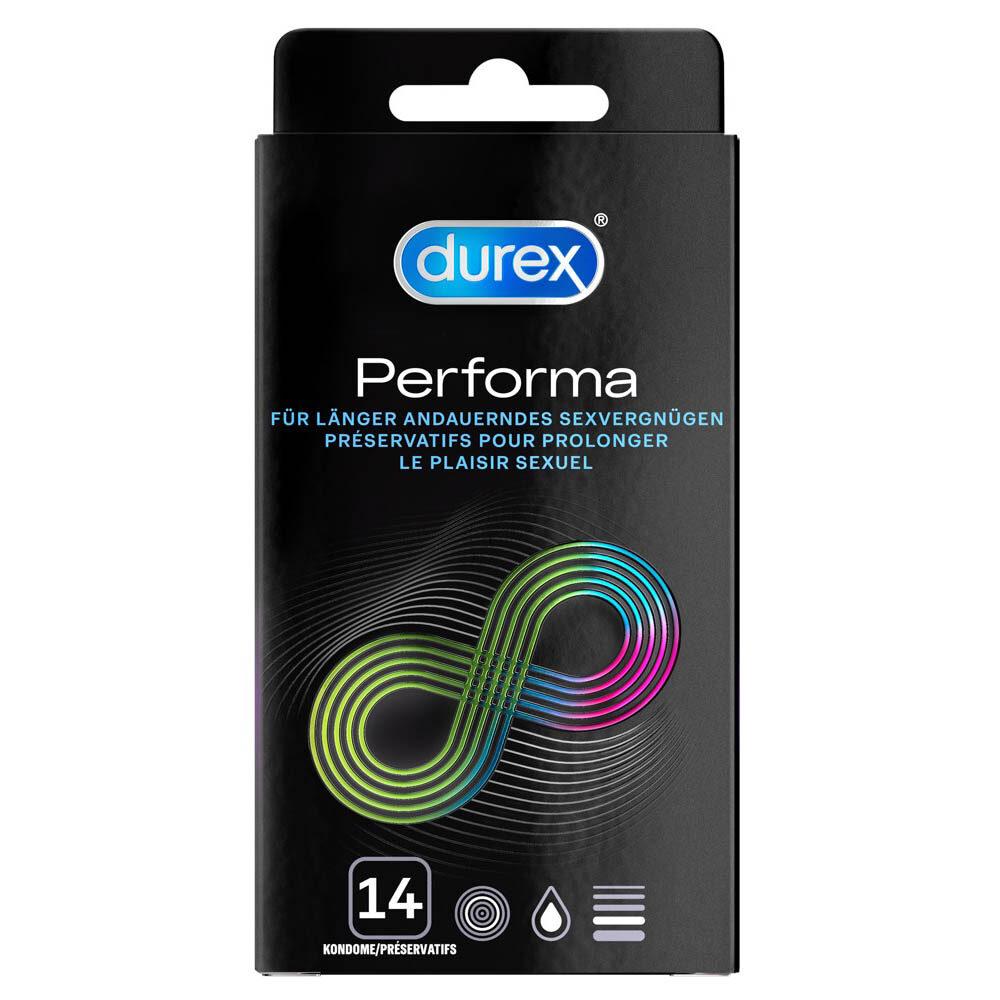 Durex Performa kondomer 14 Stk