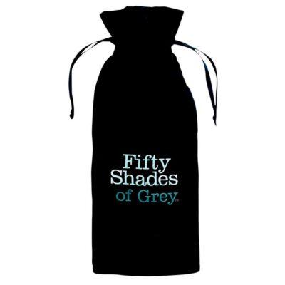 Fifty Shades of Grey Drive Me Crazy Glas Massage Dildo