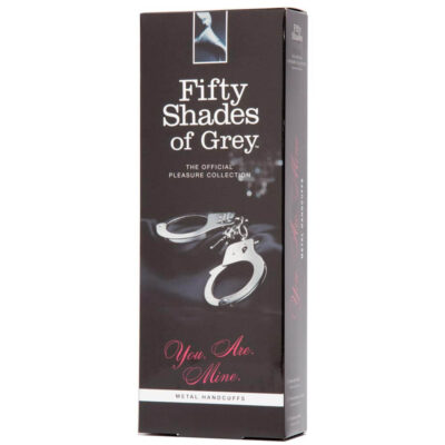 Fifty Shades of Grey You Are Mine Metal Håndjern