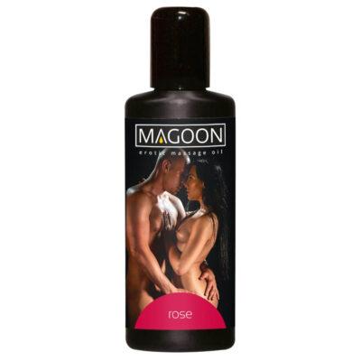 Magoon Plejende erotik massageolie med stimulerende duft