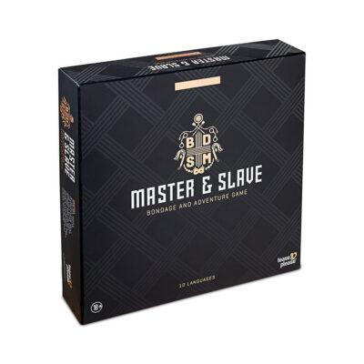 Master & Slave Edition Deluxe erotisk spil til par