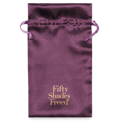 Fifty Shades Freed My Body Blooms Vibrator Trusse med Fjernbetjening_591637