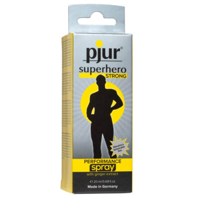 Pjur Superhero Strong Performance Spray_1