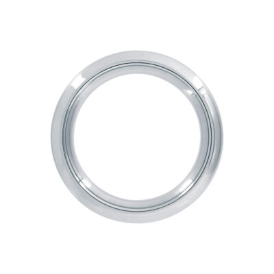 Rund Stål Penis Ring 8 mm - 40 mm1