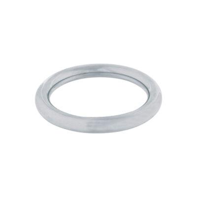 Rund Stål Penis Ring 8 mm - 50 mm