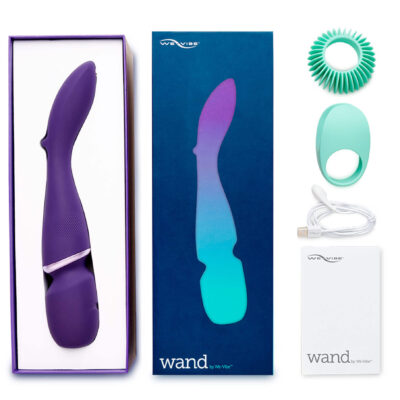 We-Vibe Magic Wand Vibrator Sæt