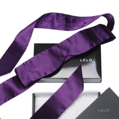 lelo-silke_blindfold_lilla