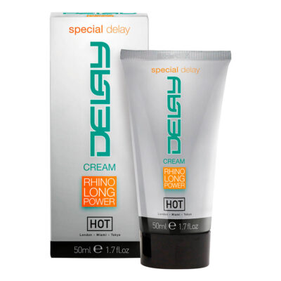 HOT Delay Creme 50ml