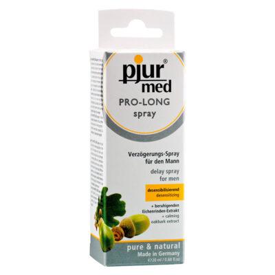 Pjur MED PRO-LONG Spray for Mænd 20 ml