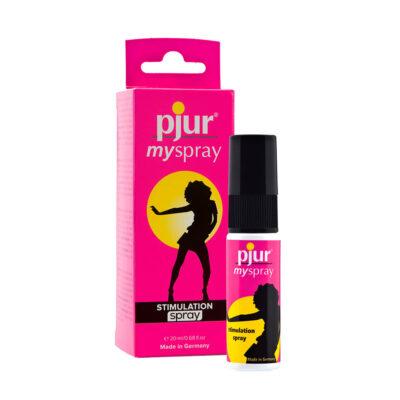Pjur Myspray Stimulerings Spray til Kvinder 20 ml