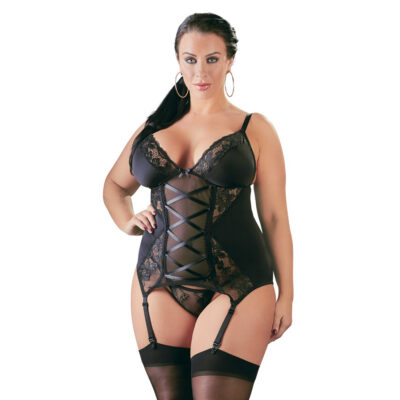 Cotelli Curved Cami bodystocking