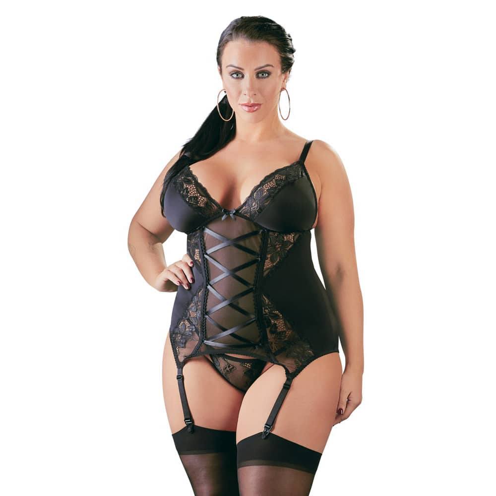 Bodystocking plus size