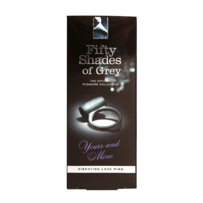 Fifty Shades of Grey Penis Ring Med Vibrator