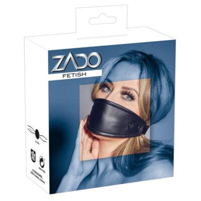 Læder Maske GagBall