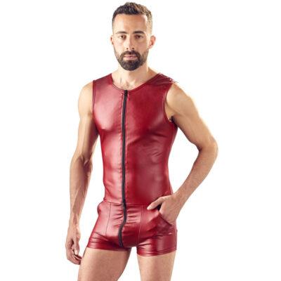 Kort Jumpsuit/Playsuit til mænd