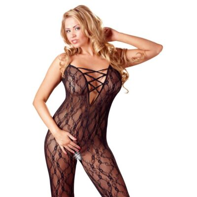 NO:XQSE Mandy Catsuit Sort 25500081141