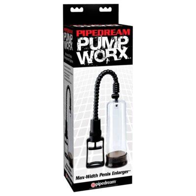 Pipedream Penispumpe Med Vibrator