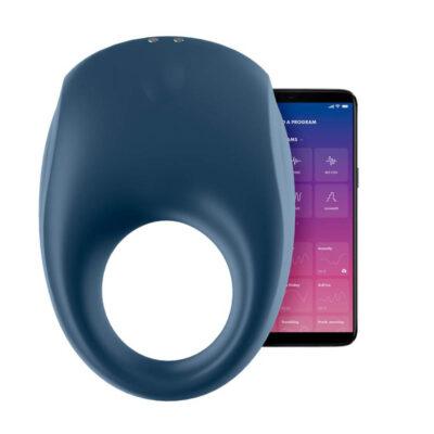 Satisfyer penisring strong one med vibrator