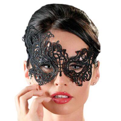 Cottelli Collection Maske Sort
