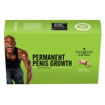 Male Edge Penis Enlarger Extra Kit