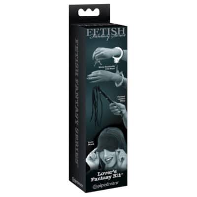 Fetish Fantasy Lover's Fantasy Kit