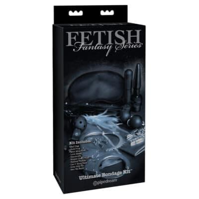 Fetish Fantasy Ultimate Bondage Kit