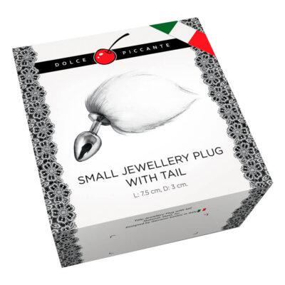 Dolce Piccante Jewellery Plug med Hale