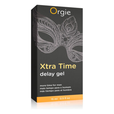 Orgie Xtra Time Delay Gel 15 ml
